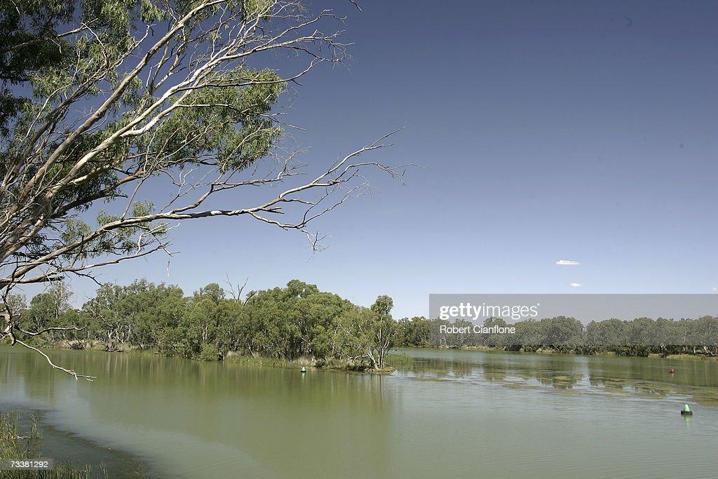 Murray Darling Basin In Crisis : News Photo
