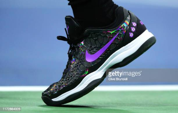 580 Rafael Nadal Shoes Photos And Premium High Res Pictures Getty Images
