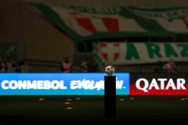 BRA: Palmeiras v Atletico Mineiro - Copa CONMEBOL Libertadores 2021