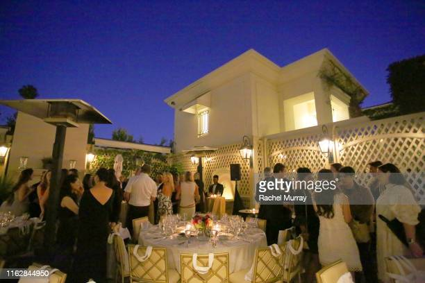 View of the Ohana & Co LA Summer Party at the Peninsula Hotel on August 19, 2019 in Beverly Hills, California.