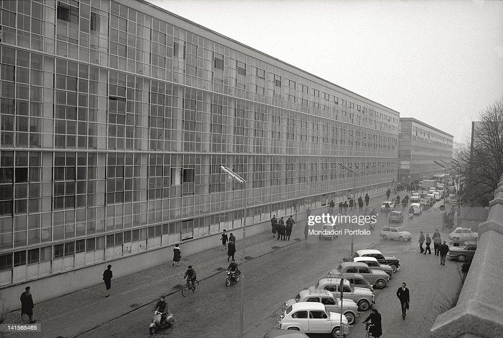 The Olivetti Factory : Foto di attualità