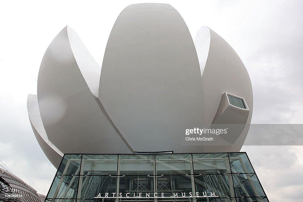 ArtScience Museum Opens To Public : News Photo