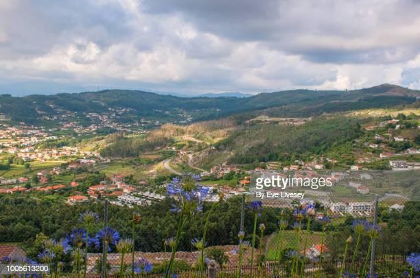 View of the Outskirts of Braga City, Braga, Portugal
