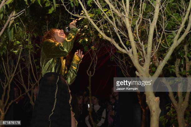 A view of the performance during the TBS Comedy Festival 2017 'Search Party' Presents The Guilty Party on November 8 2017 in New York City 27441_001