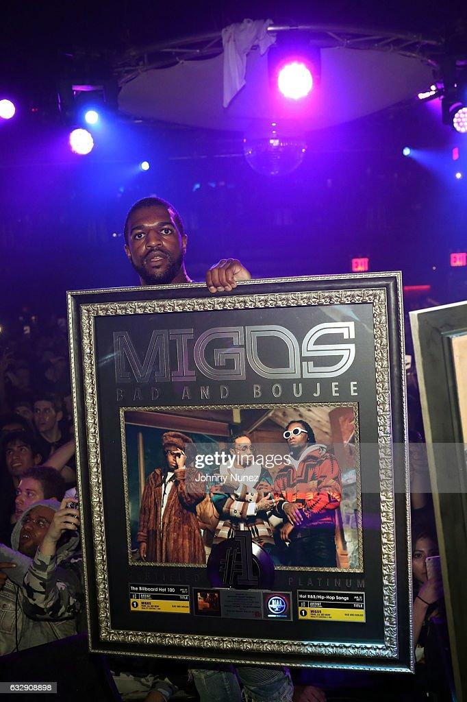 Migos In Concert - New York, NY : News Photo