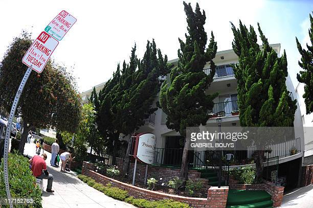 View of the Princess Eugenia building in Santa Monica California on June 23 where James Whitey Bulger was arrested June 22 The FBI finally caught the...