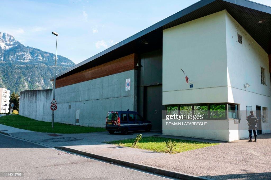 FRANCE-SPAIN-ETA-ARREST-TERNERA : News Photo