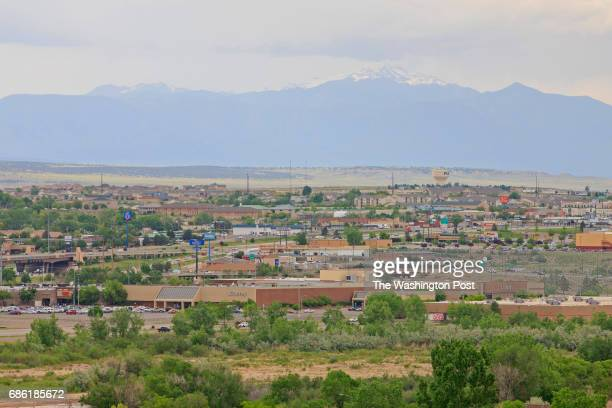 View of the Pueblo Mall in Pueblo, CO. On Tuesday, May 17, 2017. This story explores why, despite the broad retailpocalypse and death of the mall in...