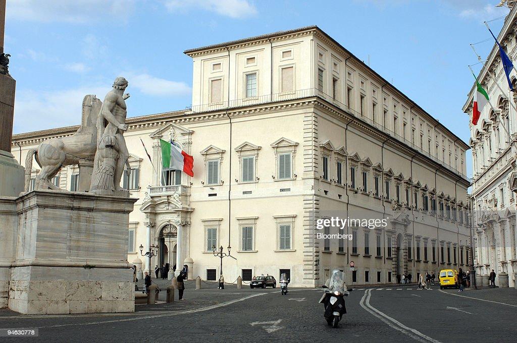 Резултат слика за presidential palace italy