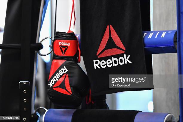 View of the Reebok At Gotham Gym on September 8, 2017 in New York City.