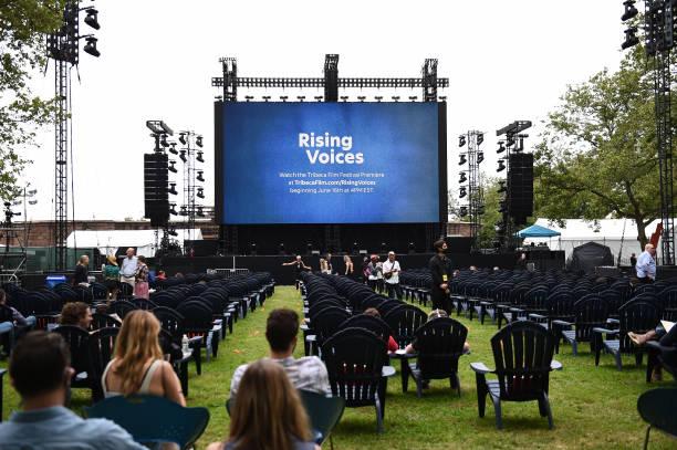 NY: Rising Voices Installation