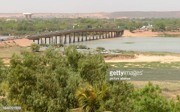 View of the river Niger photographed in Niamey Niger 2 May 2016 PHOTO BRITTA PEDERSEN/dpa | usage worldwide
