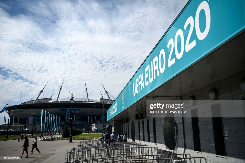 FBL-EURO-2020-2021-STADIUM : News Photo