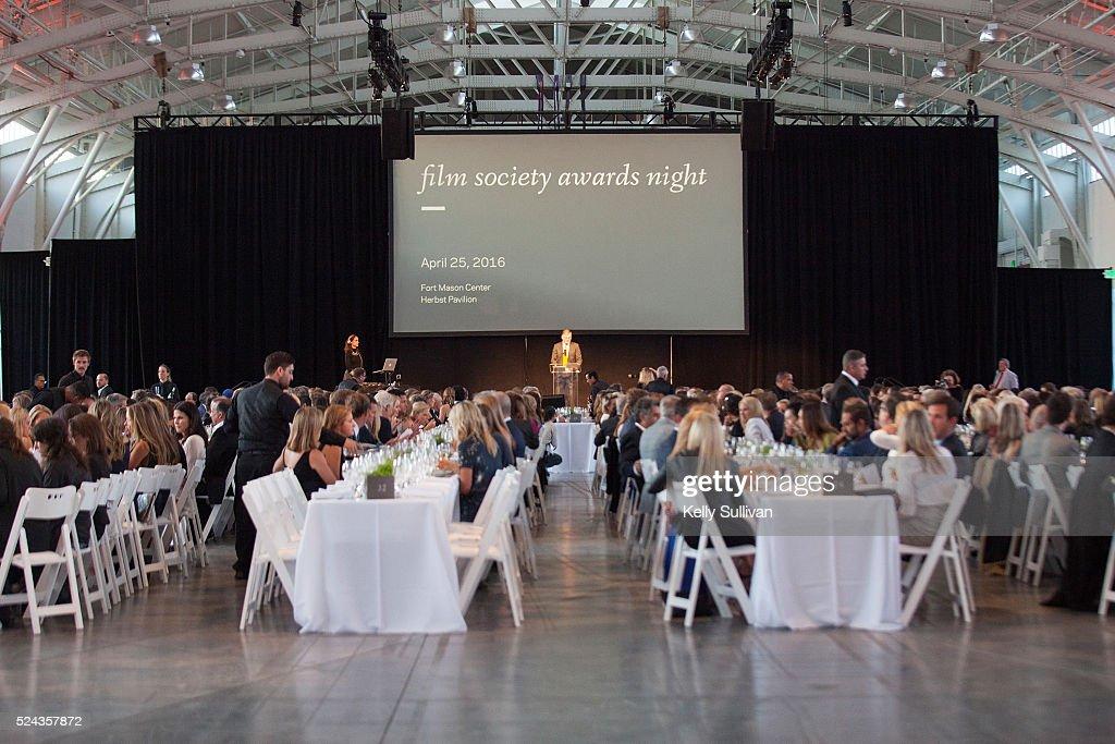 59th San Francisco Film Festival - Film Society Awards Night (FSAN) : News Photo