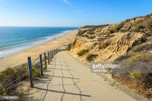 Crystal Cove State Park Stock Pictures