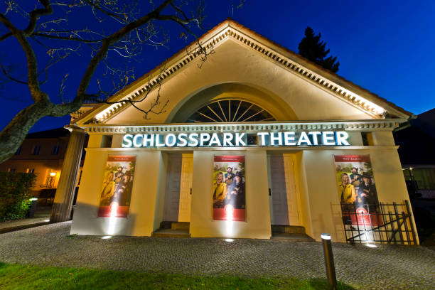 DEU: Schlosspark Theater Remains Closed Until Further Notice Due To Coronavirus Outbreak