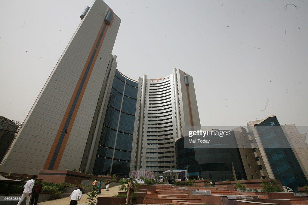 Delhi Gets Its Tallest Building : Nieuwsfoto's