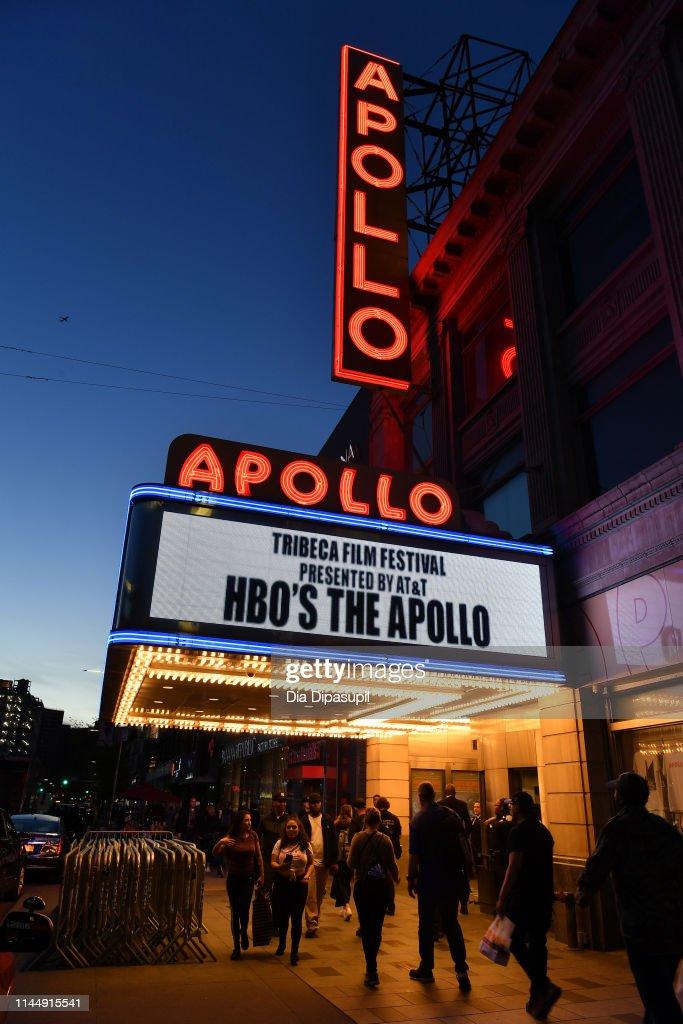 """""""The Apollo"""" - 2019 Tribeca Film Festival : News Photo"""