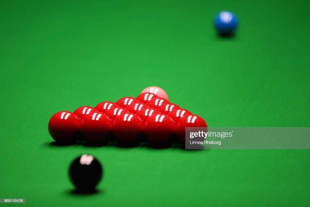 World Snooker Championship - Day Seventeen : News Photo