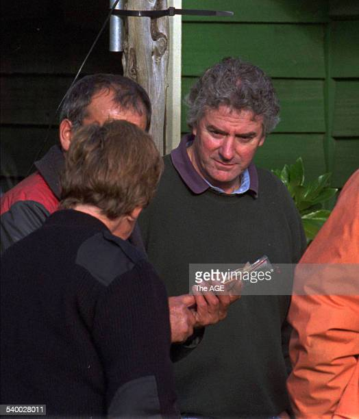 The son of the owners of the Seascape Guesthouse who were killed during the Port Arthur massacre 29 April 1996 THE AGE Picture by BRUCE POSTLE