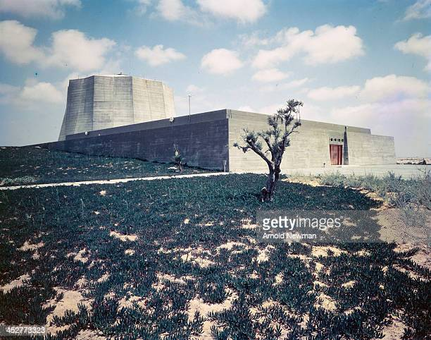View of the Soreq Nuclear Research Center Rehovot Isreal July 15 1961