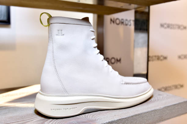 CA: Sperry x John Legend Collection Launch at Nordstrom