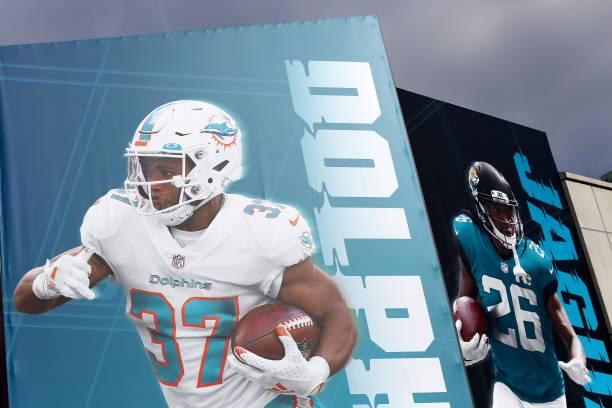 GBR: Miami Dolphins v Jacksonville Jaguars