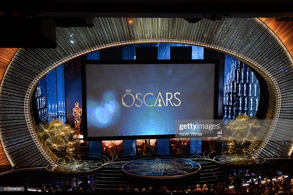 88th Annual Academy Awards - Show : News Photo