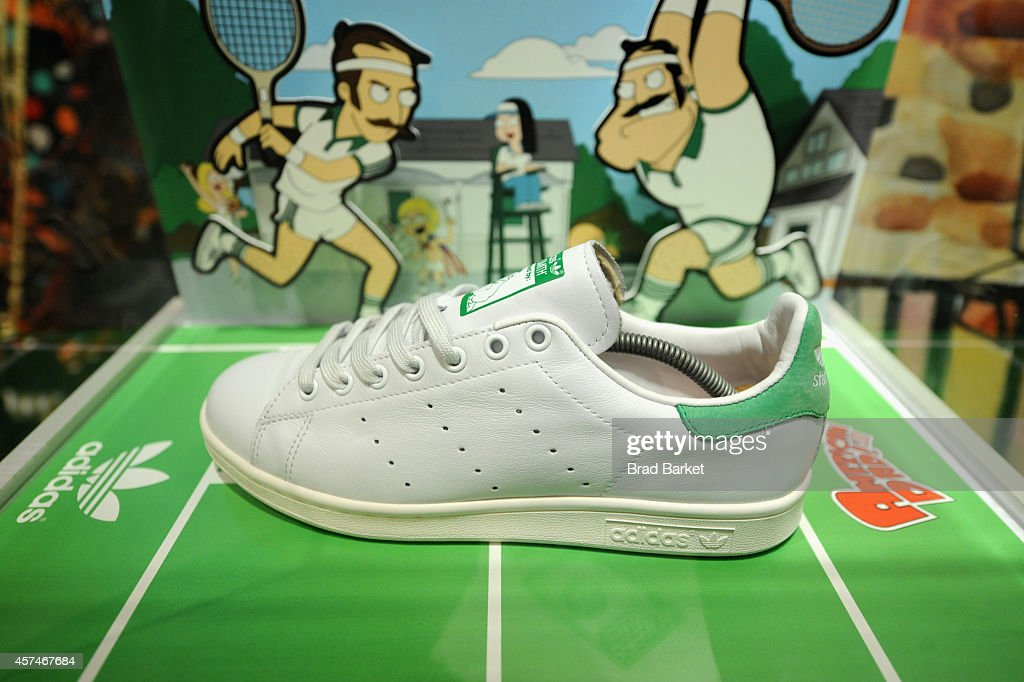 American Dad Sneaker Launch : News Photo