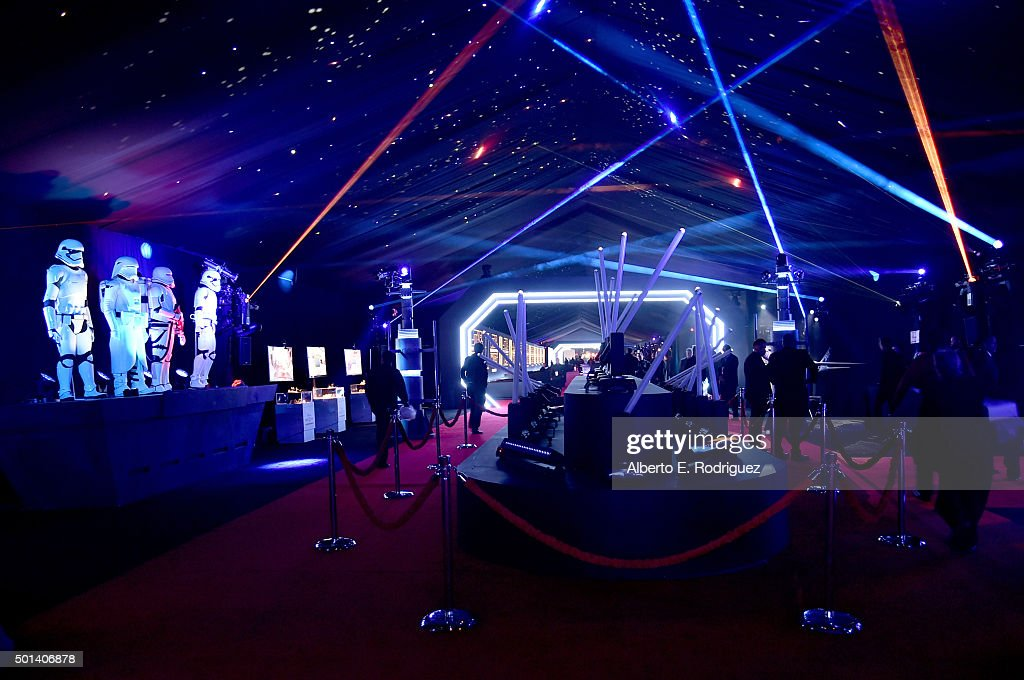 "Premiere Of ""Star Wars: The Force Awakens"" - After Party : News Photo"