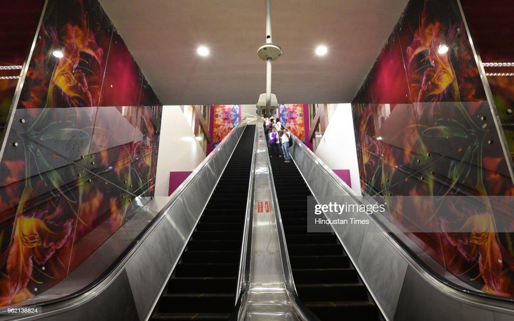 Press Review Of Delhi Metro Janakpuri-Kalkaji Magenta Line