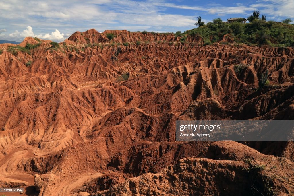 The Tatacoa Desert in Huila : News Photo