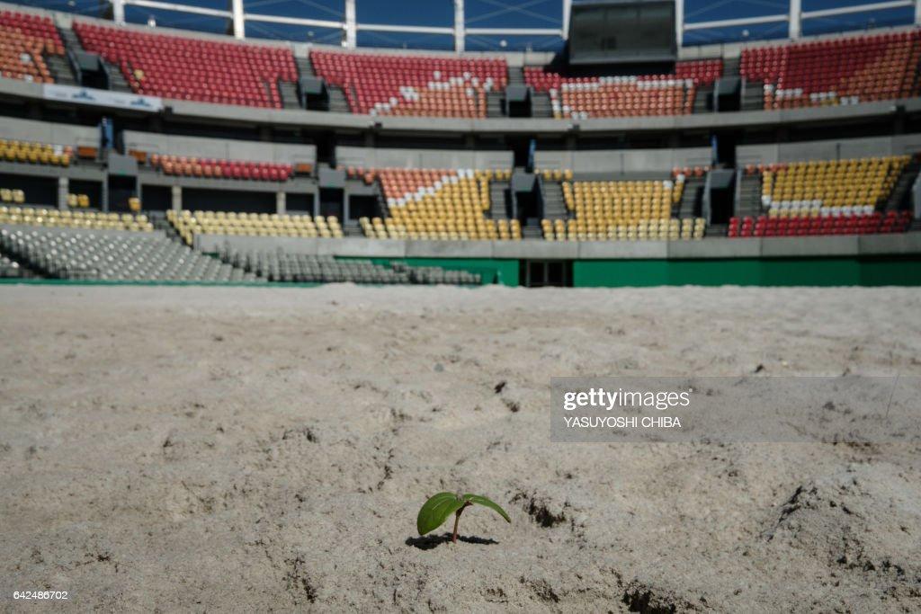 OLY-2016-RIO-OLYMPIC PARK : News Photo