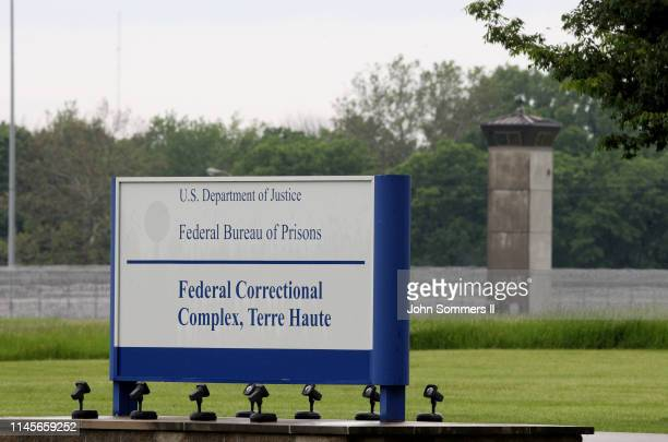 View of the Terre Haute Federal Correctional Complex where American Taliban John Walker Lindh served time for fighting with the Afghan Taliban May 23...