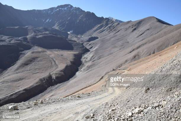 PANJSHIR/BADAKHSHAN AFGHANISTAN A view of the transportation routes of the mineral Over the past years the government embargoed what it deems to be...