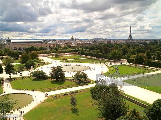 Giardino delle tuileries foto e immagini stock getty images for Jarden france
