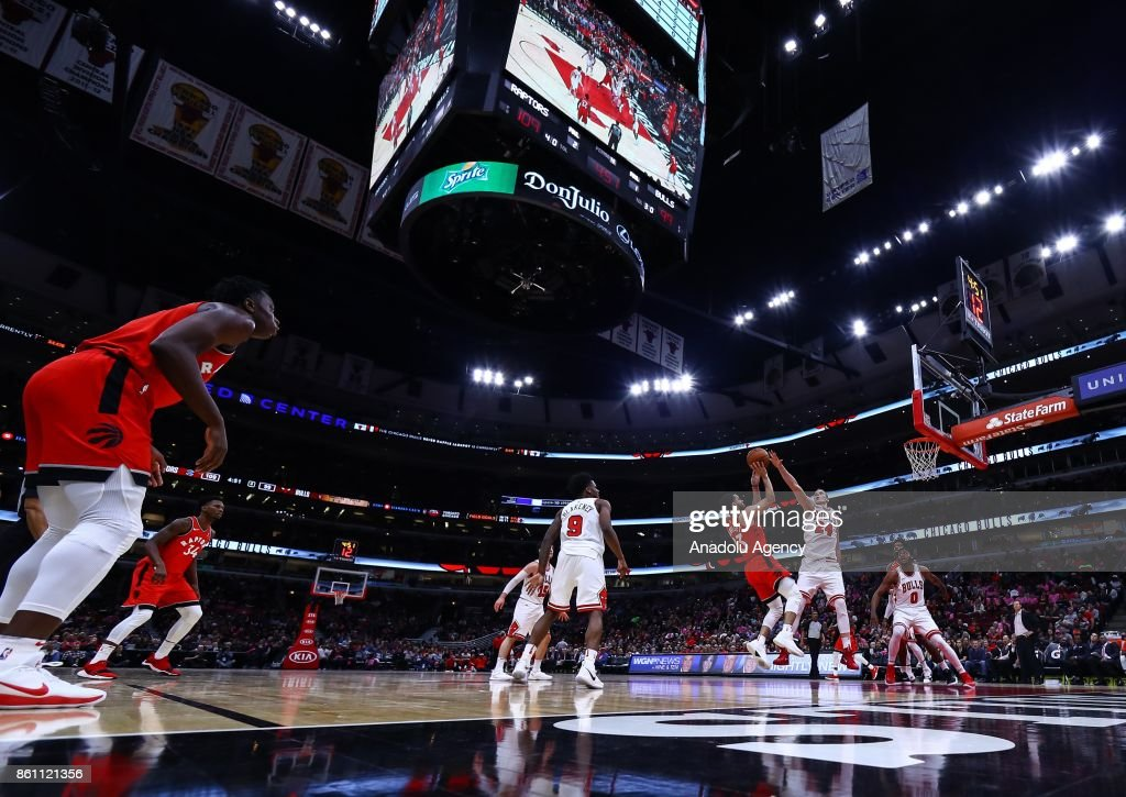 Chicago Bulls vs Toronto Raptors  : News Photo