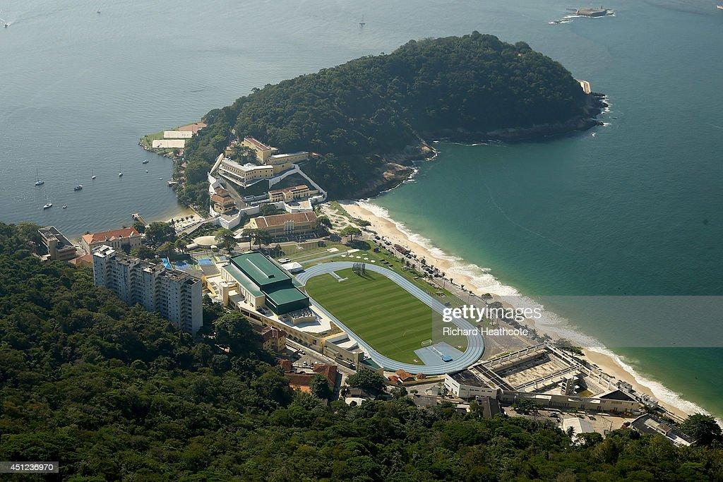 Rio De Janeiro Previews - 2014 FIFA World Cup : News Photo