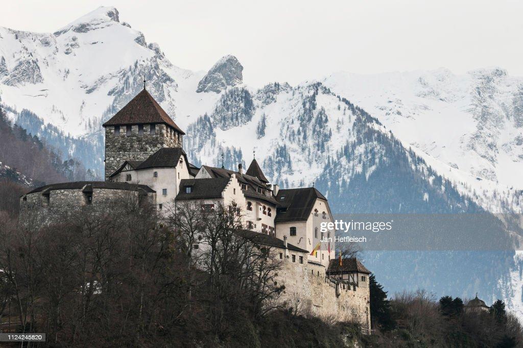 Liechtenstein Celebrates 300th Anniversary : News Photo