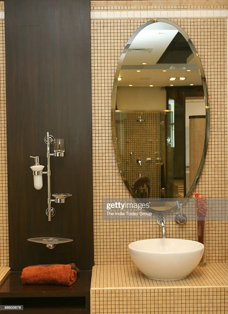 View Of The Vanity Fare   Versace Bathroom Accessories In Mumbai,  Maharashtra, India