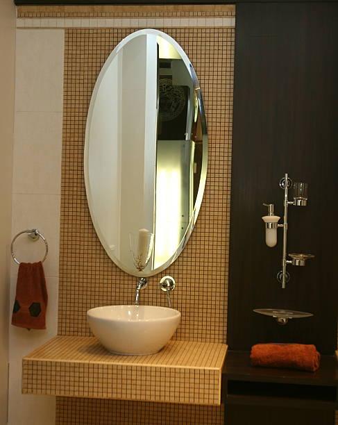 View Of The Vanity Fare Versace Bathroom Accessories In Mumbai Maharashtra India