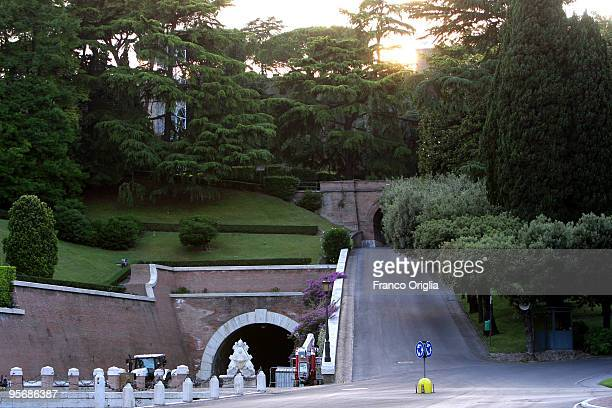 A view of the Vatican Gardens on May 30 2009 in Vatican City Vatican The Vatican Gardens have been a place of quiet and meditation for the Popes ever...