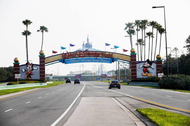 FL: Disney Reopens Its Magic Kingdom and Animal Kingdom Parks