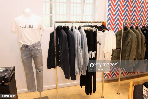A view of The Webster Celebrates Exclusive Launch Of A$AP Ferg X AGOLDE Collection at The Webster on July 20 2017 in Miami Florida