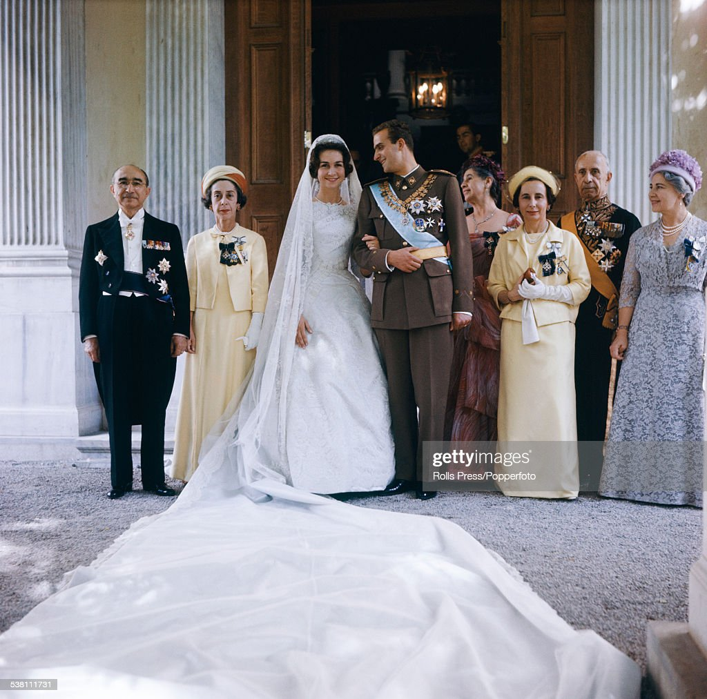 Royal Wedding In Athens : News Photo