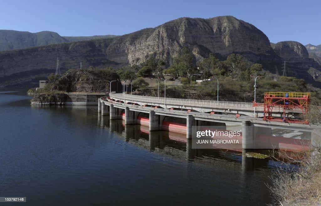 ARGENTINA-SALTA-DAM : News Photo