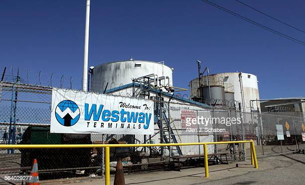 A view of the Westway terminal taken Saturday August 12 2006 in the Port of Los AngelesAfter decades of planning the Port of Los Angeles abandoned a...