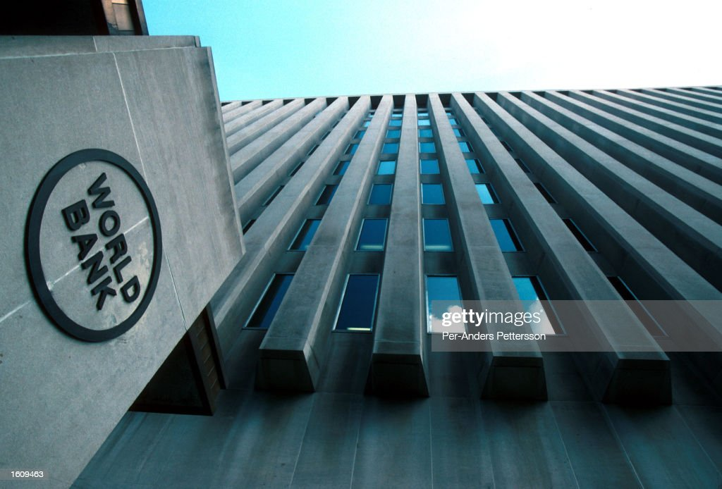 The World Bank : News Photo