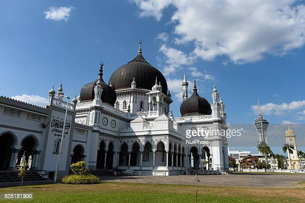 A view of the Zahir Mosque located in the heart of Alor Star is Kedah's state mosque It is one of the grandest and oldest mosques in Malaysia built...