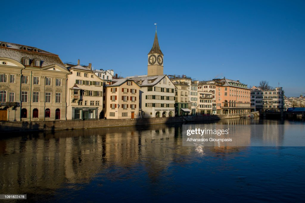 Travel Destination: Zurich : News Photo